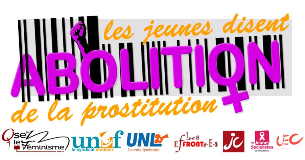 Les jeunes pour l'abolition de la prostitution
